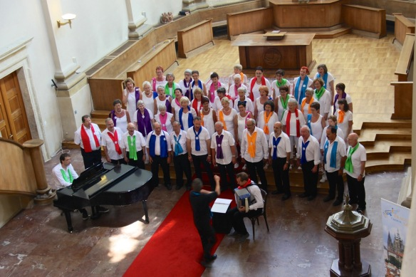 La Tarentelle en concert - Eglise san Salvatore